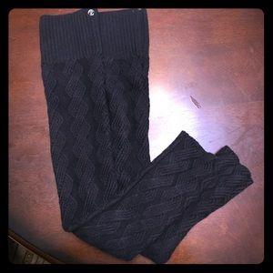 Ivivva Leg Warmers Black